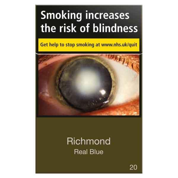 Richmond Real Blue 20