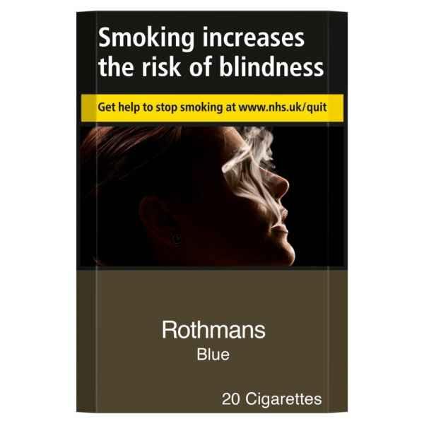 Rothmans Blue Kingsize