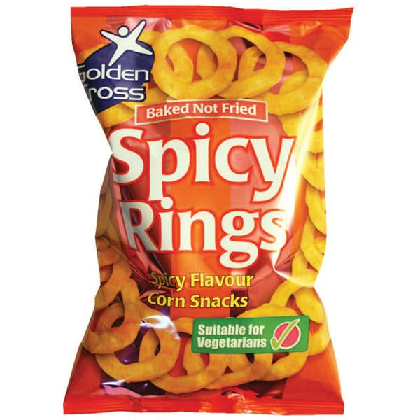 Spicy Rings