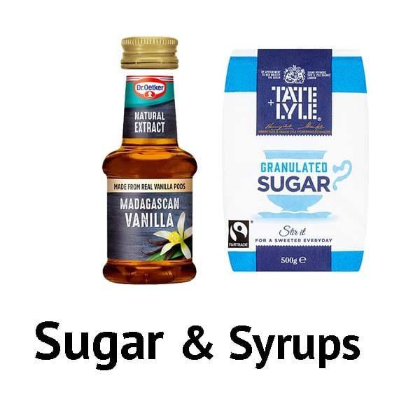 Sugar & Syrup