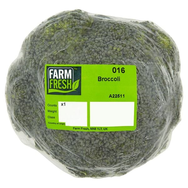 Broccoli Farm Fresh