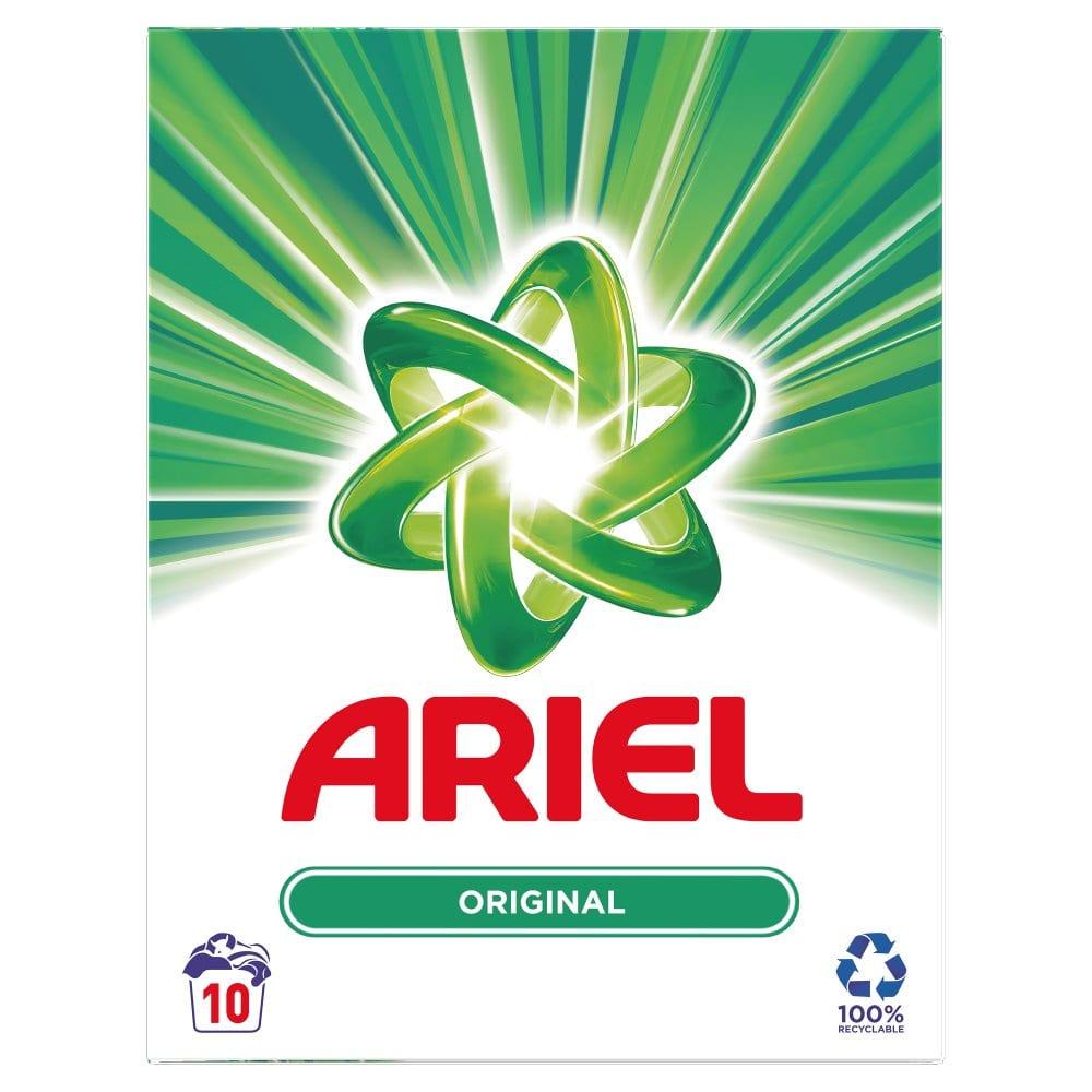 Ariel Washing Powder Original 650g 10 Washes