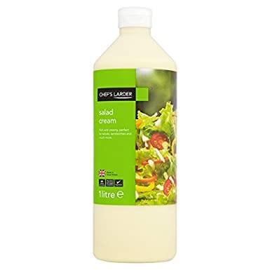 Chef's Larder Salad Cream 1 Litre