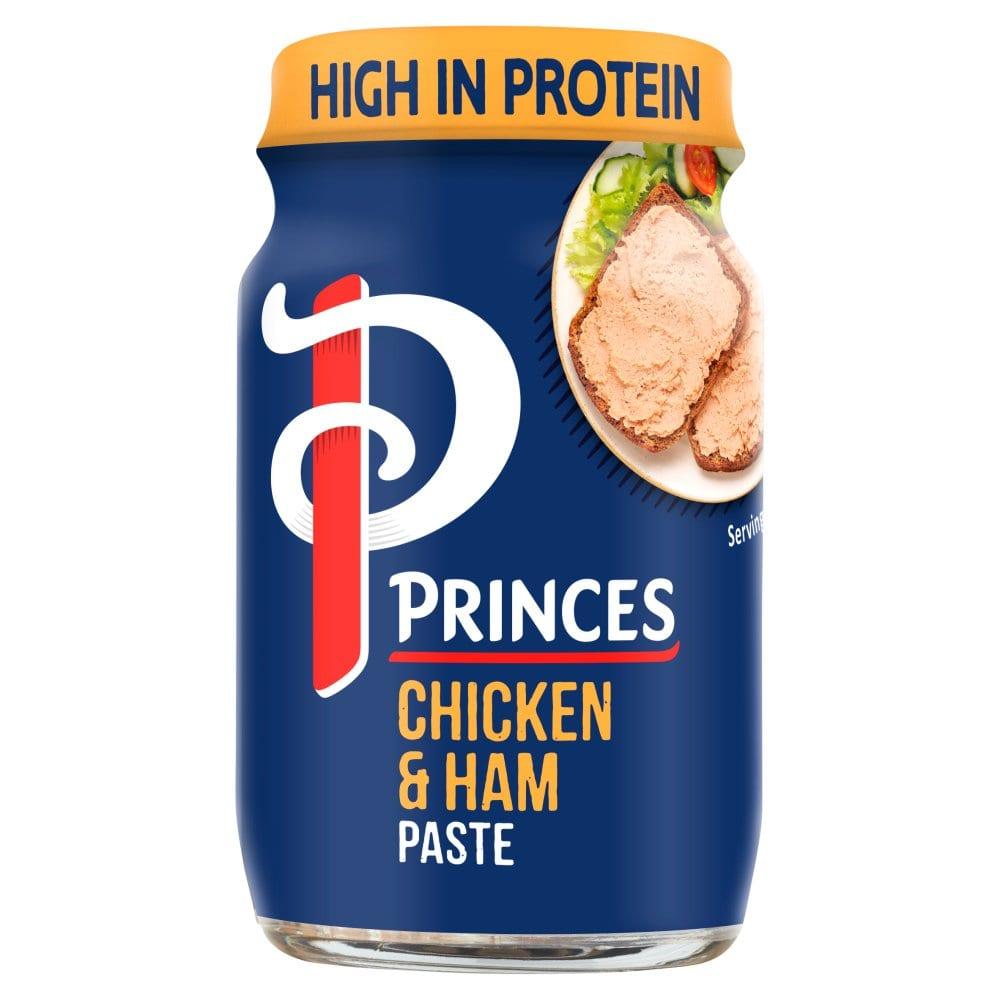 Princes Chicken & Ham Paste 75g