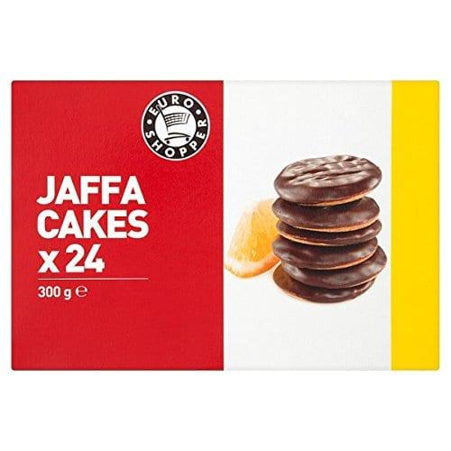 Jaffa Cakes – Euroshopper 300g
