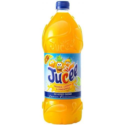 Jucee Orange Lemon & Pineapple Nas 1.5l