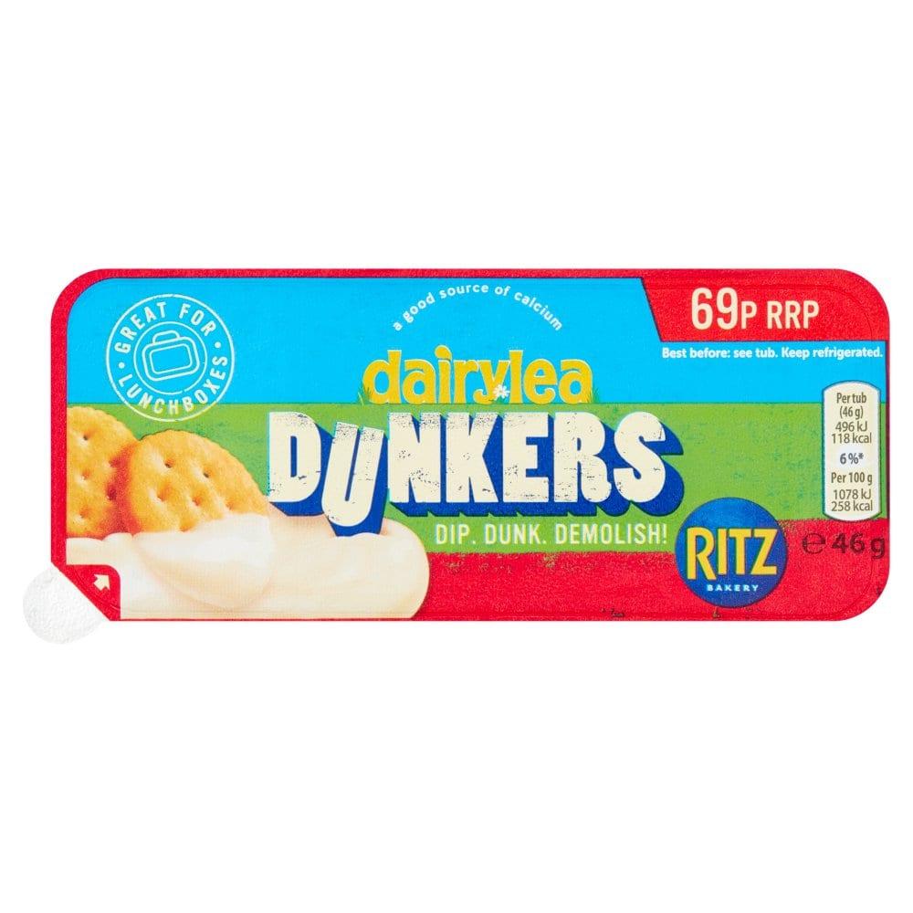 Dairylea Dunkers Ritz 46g