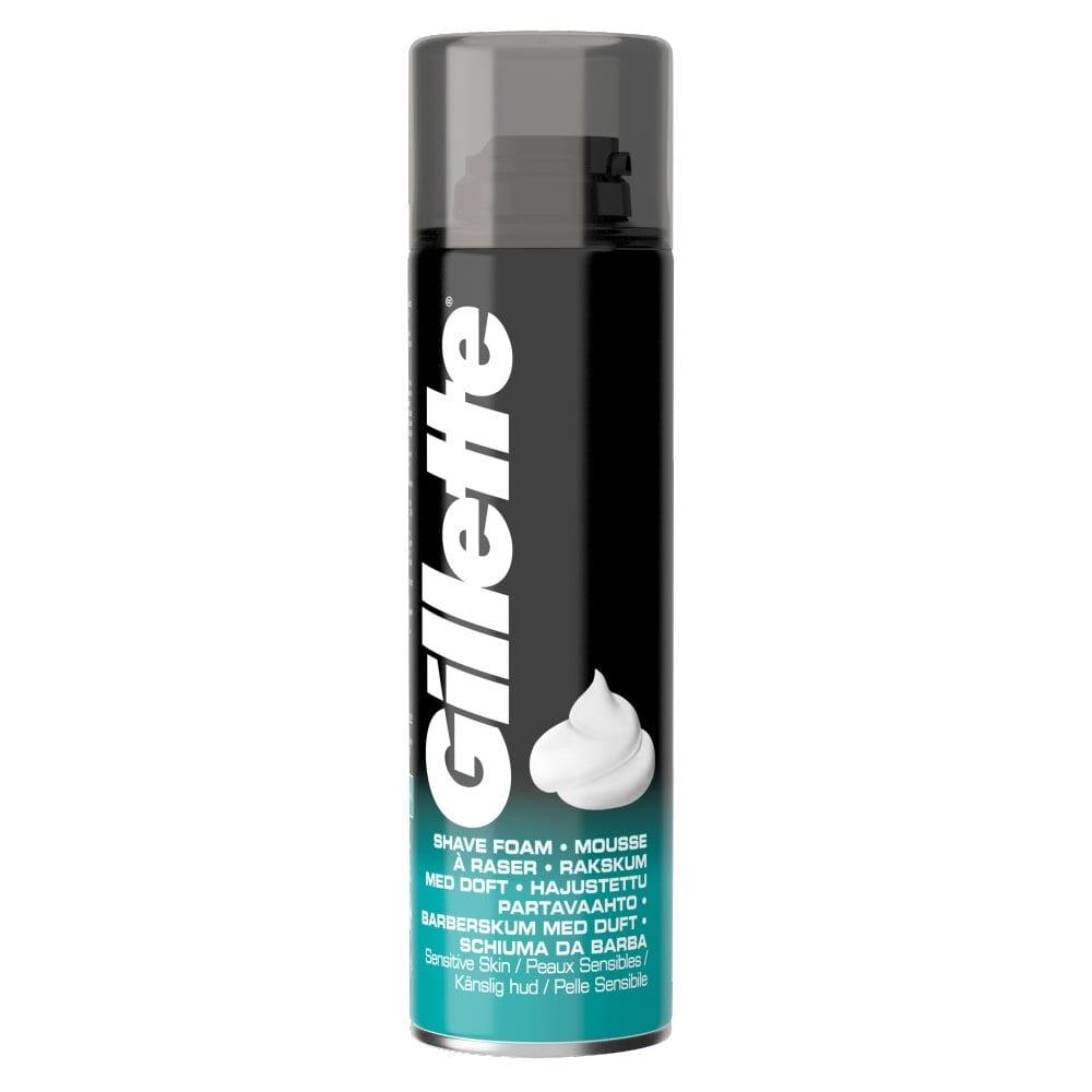Gillette Shave Foam Sensitve 200ml