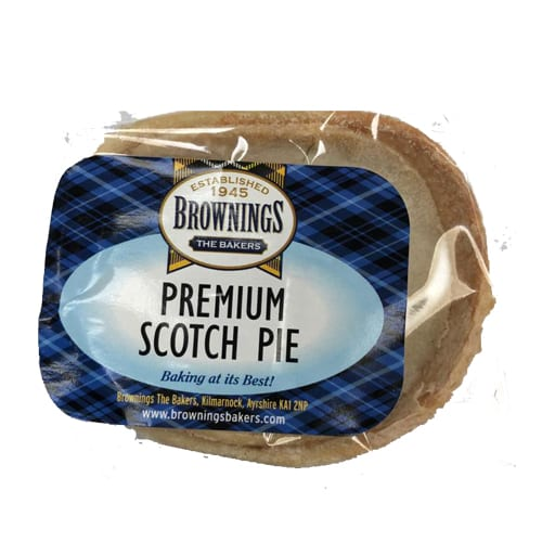 Premium Scotch Pie – Brownings the Bakers