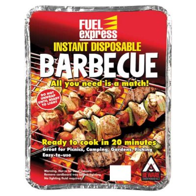 Instant Disposable Barbecue – Fuel Express
