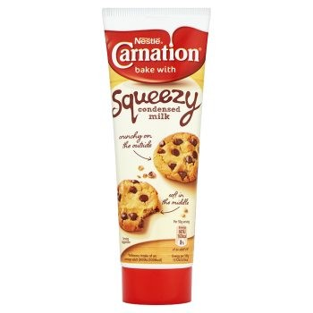 Carnation Sweetened Condensed Milk Squeezy Tube 170G