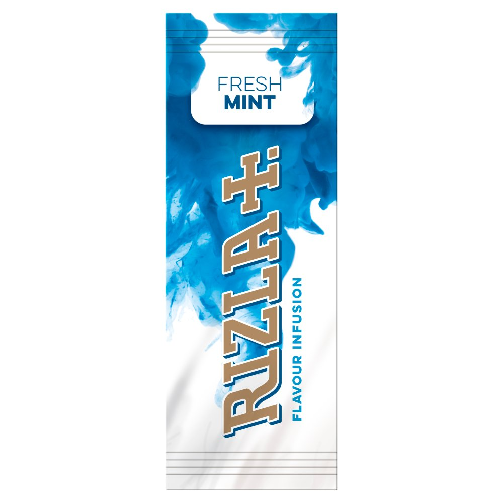 Rizla Fresh Mint Flavour Infusion