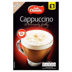Cafe Classic Cappuccino 10 x 14g (140g)