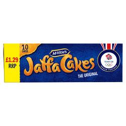 McVitie's Jaffa Cakes Original 10 pack
