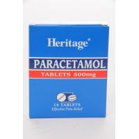 Heritage Paracetamol Tablets 16's