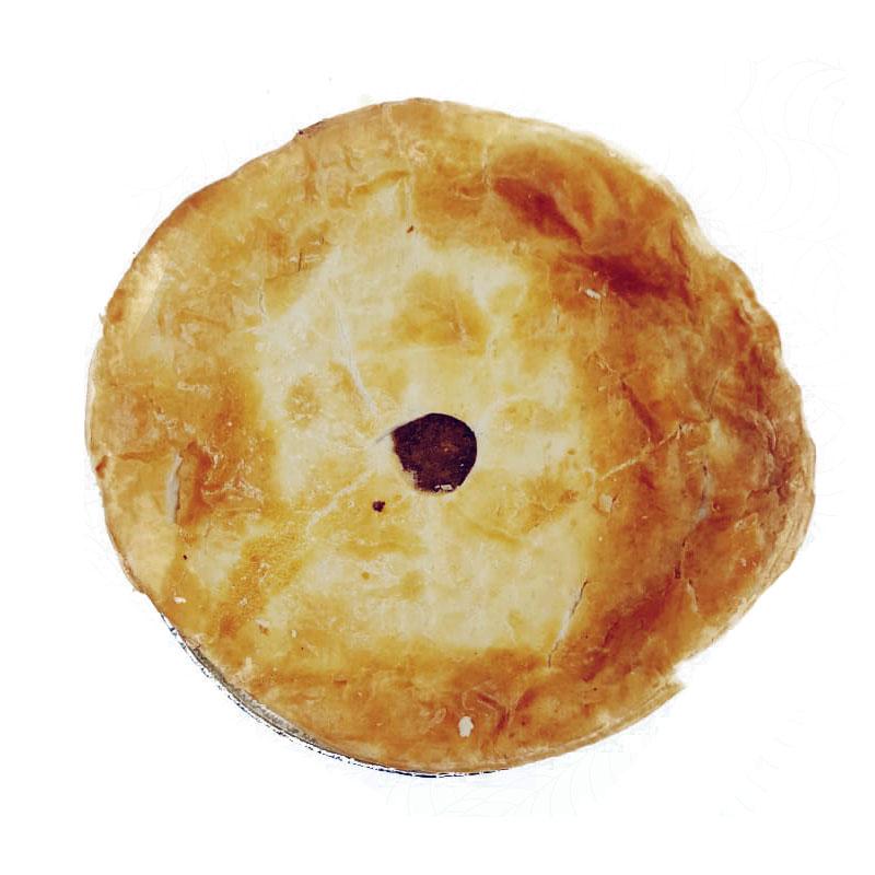 Mince Round Pie