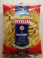 Divella Penne Ziti Rigate Pasta 500g
