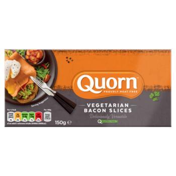 Quorn Vegetarian Bacon Slices 150g
