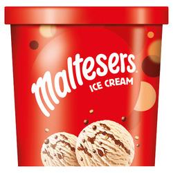 Maltesers Chocolate Ice Cream Tub 500ml