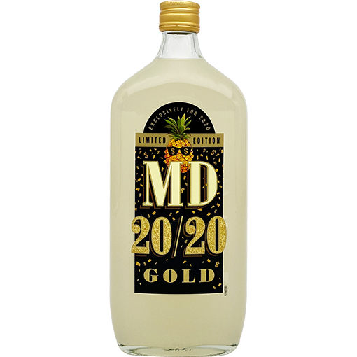 MD 20/20 Gold Limited Edition (Pineapple)