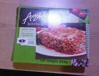 Vegetable Lasagne – Amy's Kitchen – 255g