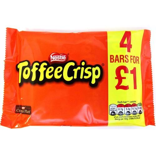 Toffee Crisp PM £1
