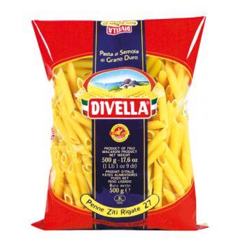 Divella Pasta Penne Rigate 500g