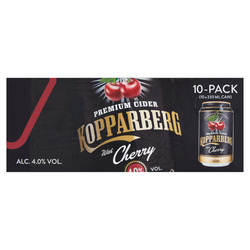 Kopparberg Premium Cider with Cherry 10 x 330ml
