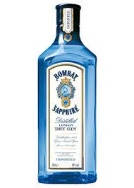 Bombay Sapphire London Dry Gin 0.7L (40% Vol.)