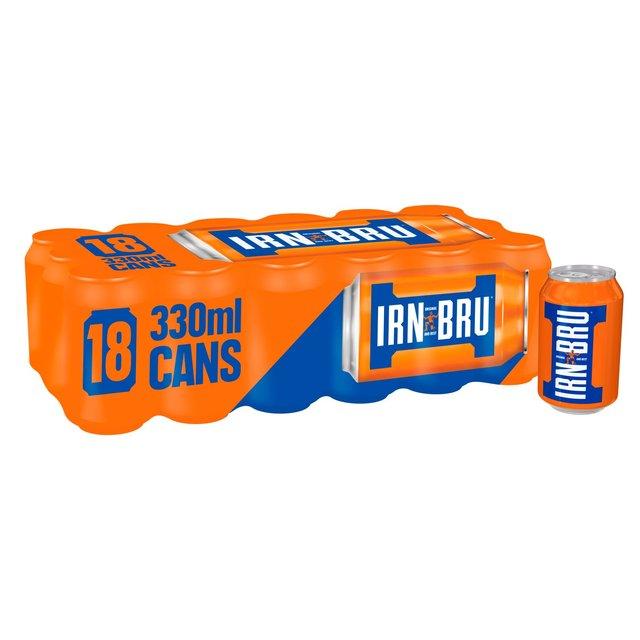 Irn-Bru 18 x 330ml