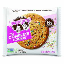 LENNY&LARRY'S BIRTHDAY CAKE COOKIE 113G