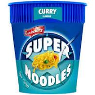 Batcherlors Super Noodle Curry 75g