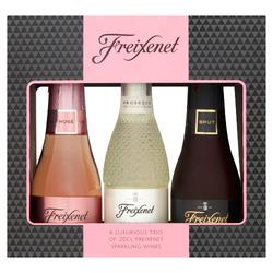 Freixenet A Luxurious Trio Sparkling Wines