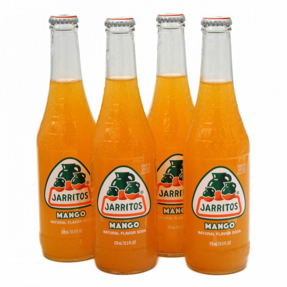 Jarritos 370ml Bottles Original Mango Soda