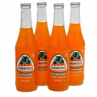 Jarritos 370ml Bottles Original Mandarin Soda